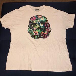Men's Star Wars Tropical Stormtrooper T-Shirt
